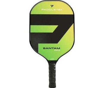 paddletek Bantam EX-L Pickleball Paddle Green