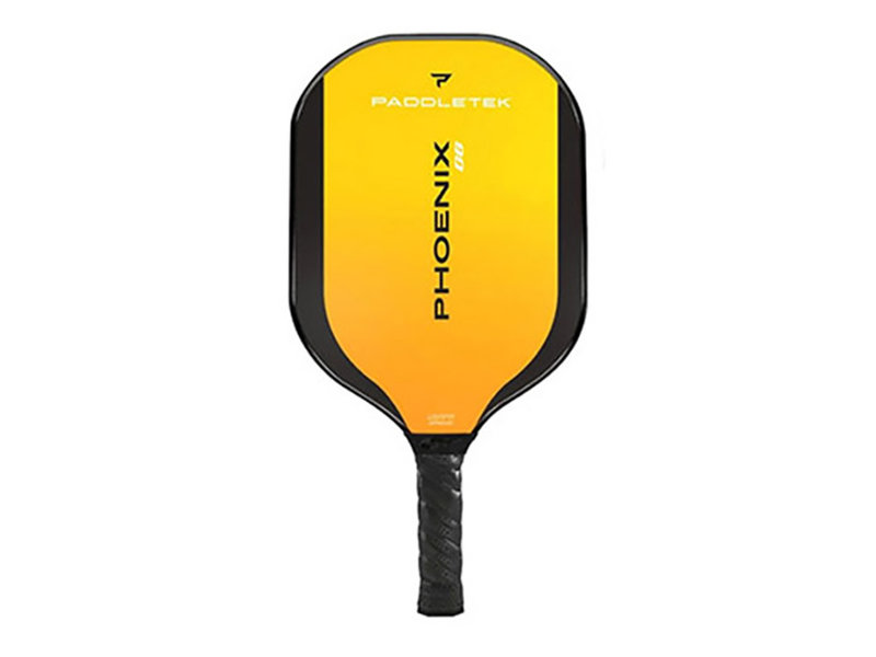 paddletek Phoenix G6 Composite Pickleball Paddle Yellow