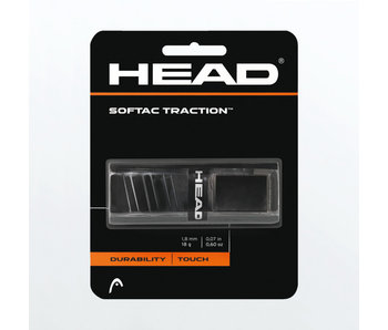 Head Softac Traction Black