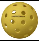 Onix Fuse G2 Outdoor Pickleball Yellow 3 Balls