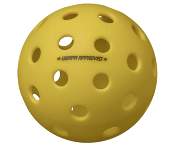 Onix Fuse G2 Outdoor Pickleball Yellow 3 Balls