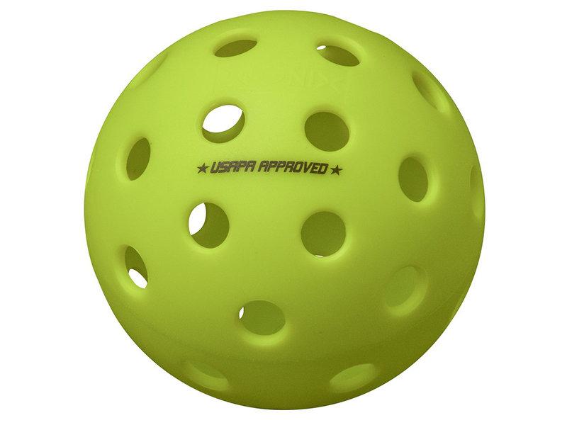 Onix Fuse G2 Outdoor Pickleball Neon Green 3 Balls