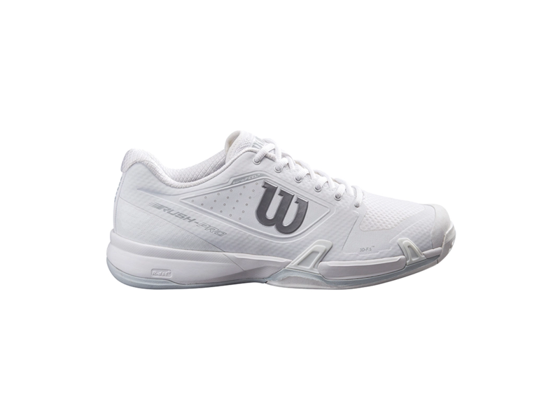 Wilson Rush Pro 2.5 2021 White/Pearl Blue Men's Shoe
