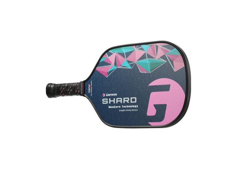 Gamma Shard Pickleball Paddle (Pink)