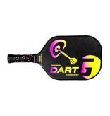 Gamma Dart Pickleball Paddle (Black Ombre)