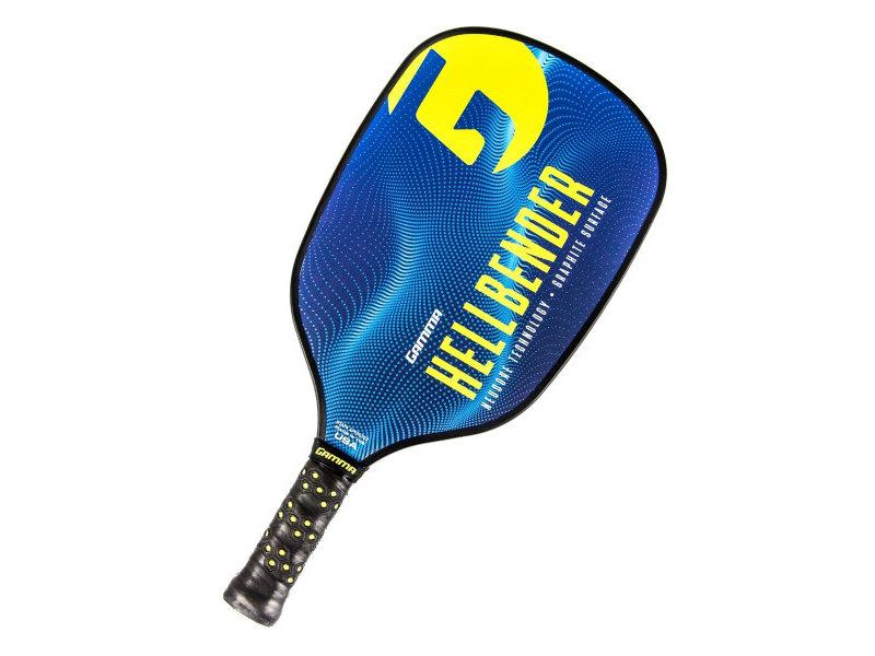 Gamma Hellbender Pickleball Paddle (Blue)