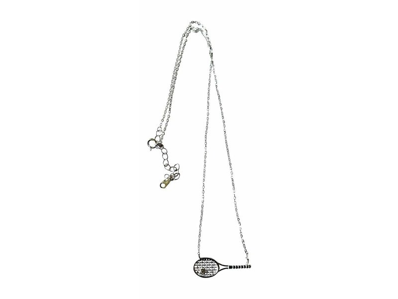 Hit Happy Perfect Tennis Necklace