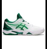 Asics Court FF 2 Novak White and Kale Men's Shoe