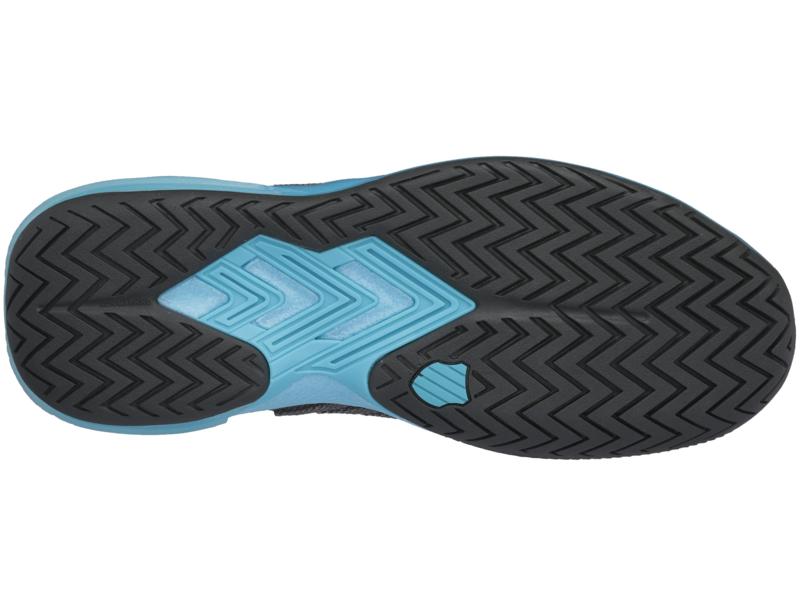 K-Swiss Ultrashot 3 DRKSHDW/SCUBABLU Men's Shoes