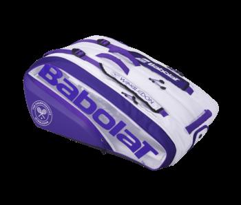 Babolat Pure Wimbledon RH X12 Bag