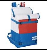 Babolat 3+3 Evo Tennis Backpack White/Blue/Red