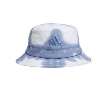 Adidas Ambient Sky Tie dye bucket hat One Size