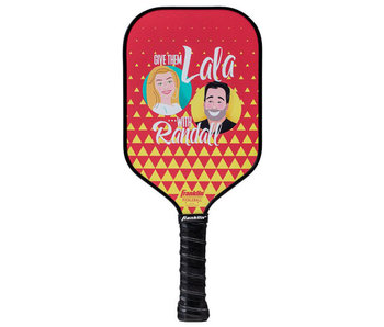 Franklin Give them Lala With Randall Pickleball Paddle