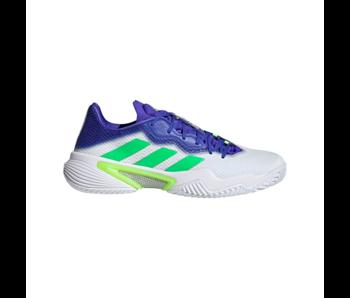 Adidas Barricade M White/Screaming Green