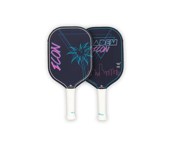 Diadem Icon Midweight Weight Pickleball Paddle Miami Vice