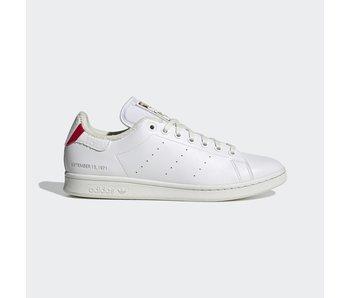 Adidas Stan Smith Cloud White/Blue/Scarlet