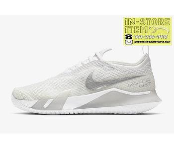 Nike React Vapor NXT White/Silver Women's Shoe