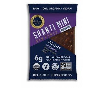 Shanti Bar Mulberry Vitality Mini