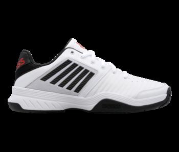 K-Swiss Court Express White/Black/Red Men's Shoe