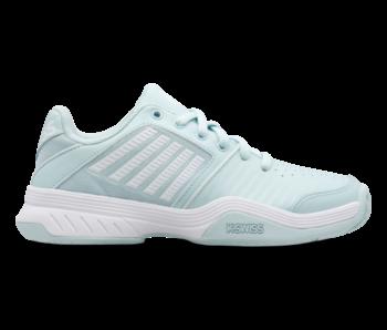 K-Swiss Court Express Light Blue/White Women's Shoe