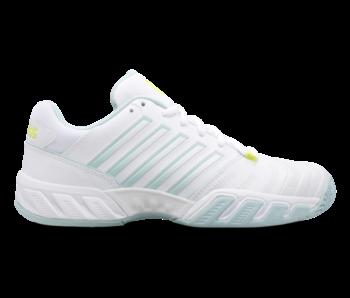 K-Swiss Bigshot Light 4 White/Blue/Green Women's Shoe