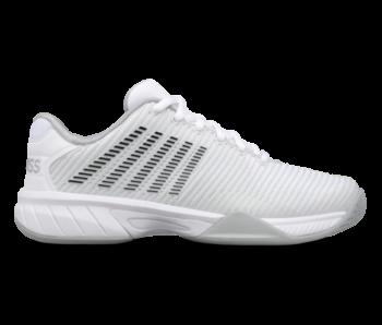 K-Swiss Hypercourt Express 2 Gray/White Junior Shoe