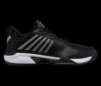 K-Swiss Hypercourt  Supreme Black/White Men's Shoes