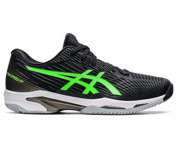 Asics Solution Speed FF 2 Black/Greco Green Men's Shoe