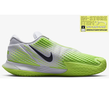 Nike Vapor Cage 4 Rafa White/Lime Glow Men's