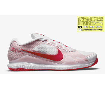 Nike Zoom Vapor Pro White/Red Men's Shoe