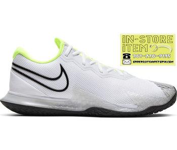 Nike Vapor Cage 4 White/Volt Men's Shoe