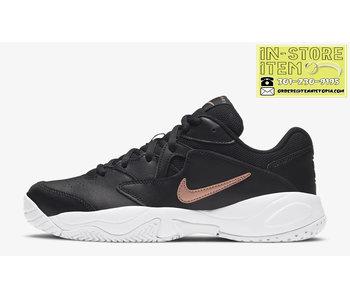 Nike Court Lite 2 Black/Red Bronze Women's Shoe