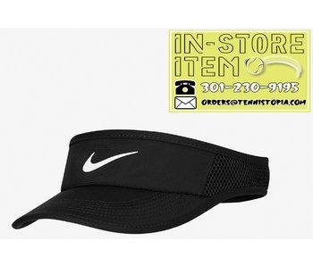 Nike Womens Featherlight Visor Black