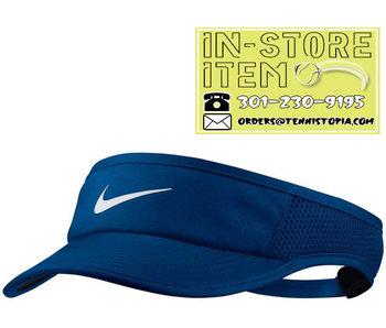 Nike Womens Featherlight Visor Blue Jay
