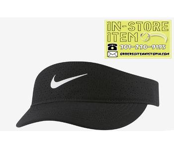 Nike W Nikecourt Advantage Visor Black/White