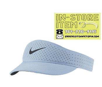 Nike W Nikecourt Advantage Visor Aluminum