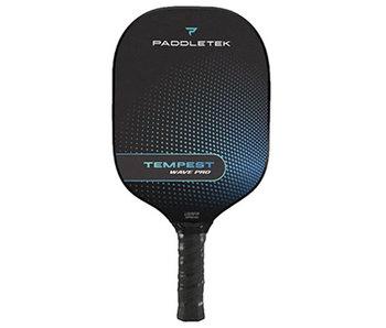 paddletek Tempest Wave Pro Thin Grip Blue