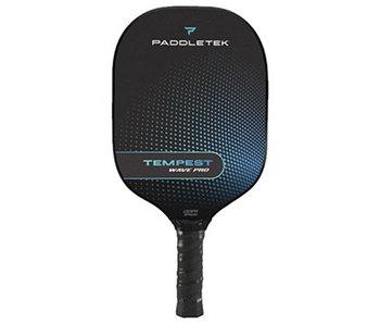 paddletek Tempest Wave Pro Standard Grip Blue