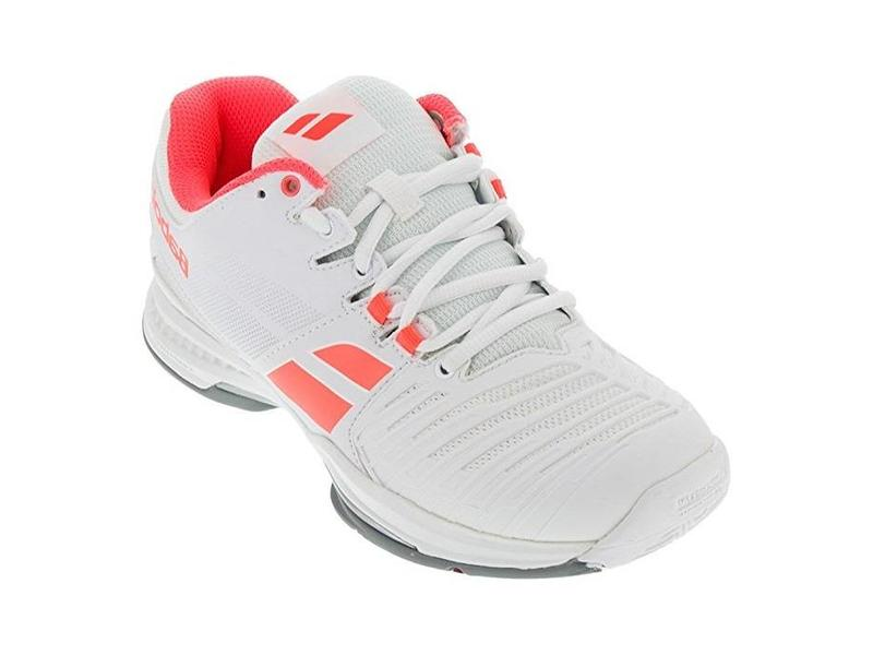 Sfx2 Tennis Babolat Topia Shoes Court Whitepink Women's All gaqSUf