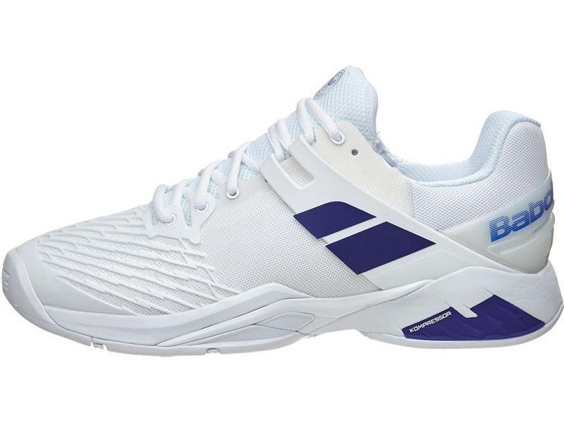 Babolat Propulse Fury AC Wimbledon White/Navy Men's Shoes