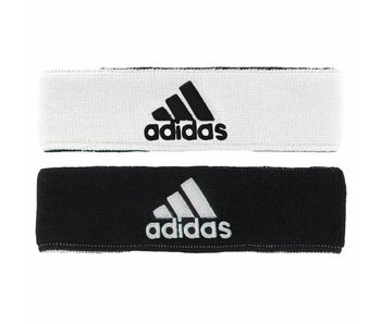 Adidas Climalite Headband Reversible black/white