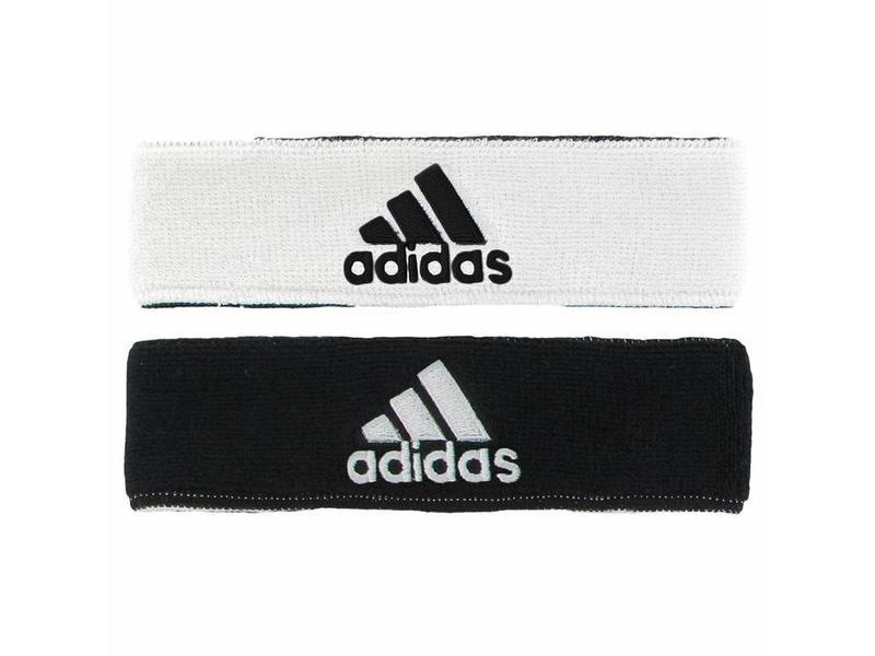 Adidas Climalite Headband Reversible black/white