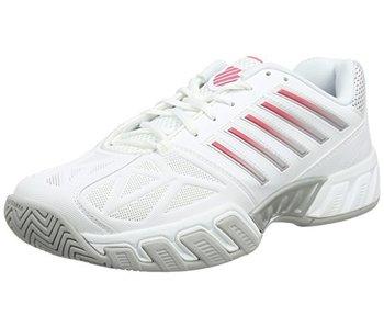 K-Swiss Bigshot Light 3 White/Coral Women's
