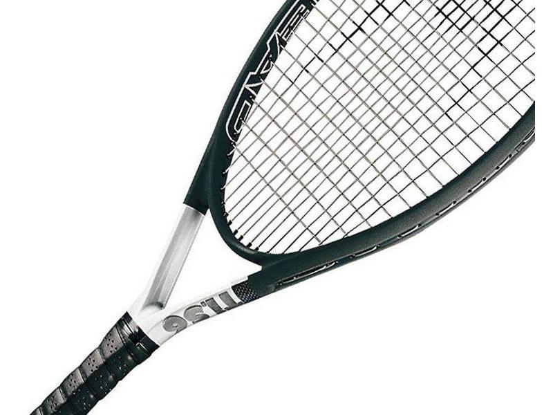 Titanium Ti.S6 Tennis Racuet Strung