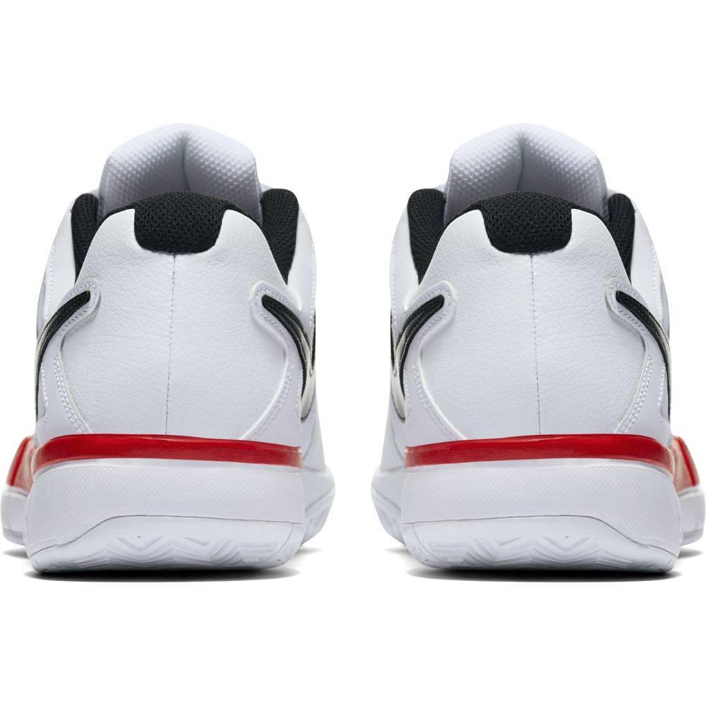 ddfb38b38c Nike Air Vapor Advantage White/Black/Red Men's Shoe - Tennis Topia ...