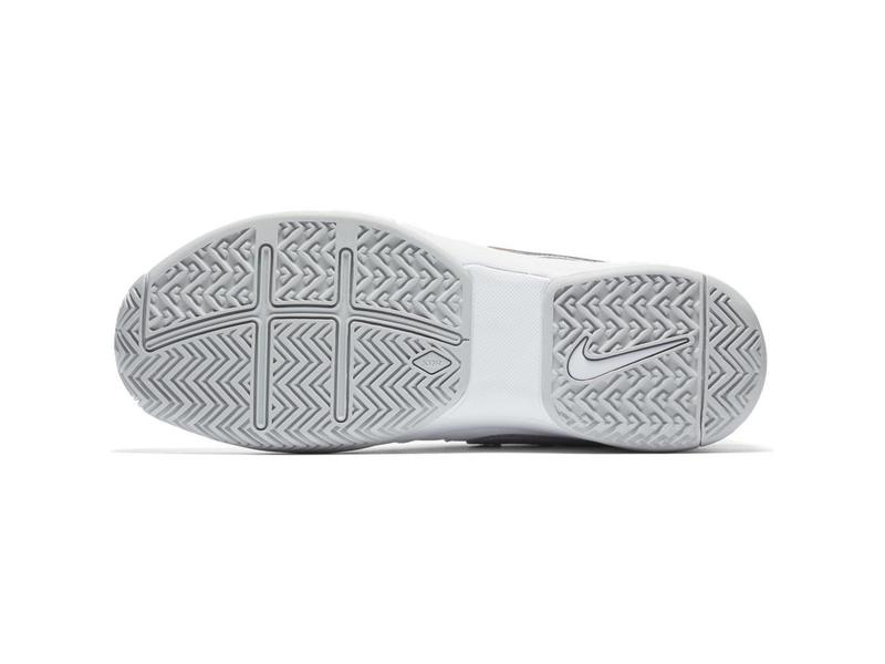 Nike Air Vapor Advantage White/Grey/Silver Women's shoe
