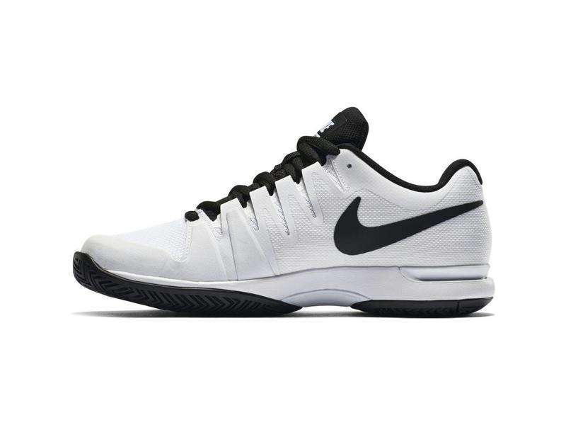 Nike Zoom Vapor 9.5 Tour White/Black Men's Shoe