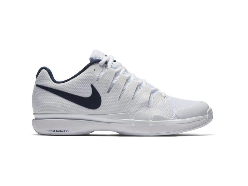 241b2f9cc008 Nike Zoom Vapor 9.5 Tour White Navy Men s Shoe - Tennis Topia - Best ...