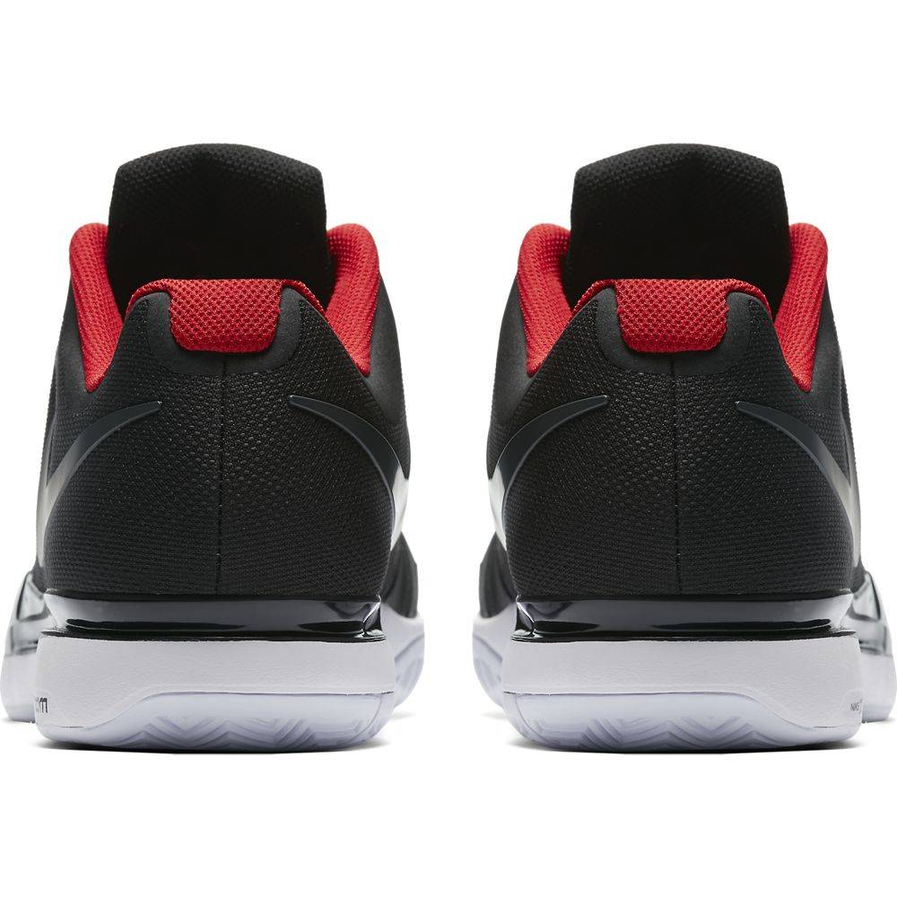 Nike Zoom Vapor 9.5 Tour Black Red Men s Shoe - Tennis Topia - Best ... 363fde8f3