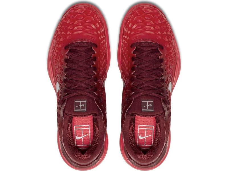 Nike Zoom Cage 3 HC Red/Silver/Red Women's